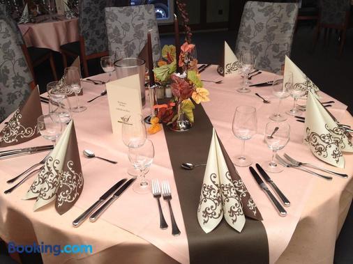 Hotel Restaurant Kamper Superior - Bad Zwischenahn - Banquet hall