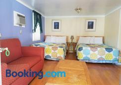 Seven Dwarfs Motel & Cabins - Lake George - Κρεβατοκάμαρα