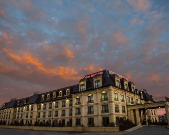 Hôtel Brossard - Brossard - Edificio