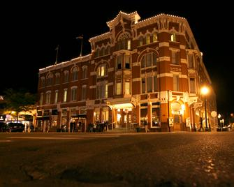 Historic Strater Hotel - Durango - Building
