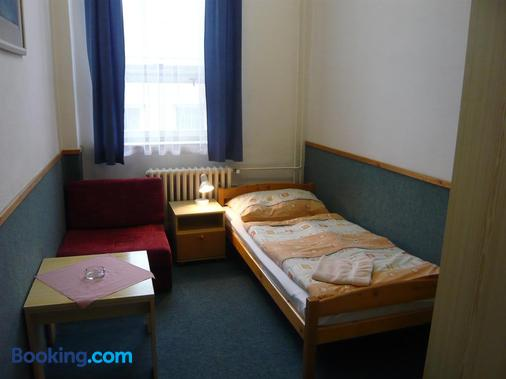 Hotel Hasa - Prag - Schlafzimmer