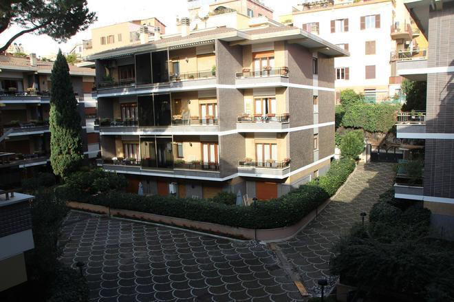 Bedroomsrome - Roma - Edificio
