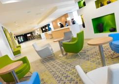 Holiday Inn Express Amsterdam - Arena Towers - Amsterdam - Lobby