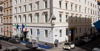 Leonardo Boutique Hotel Rome Termini - Rooma - Rakennus