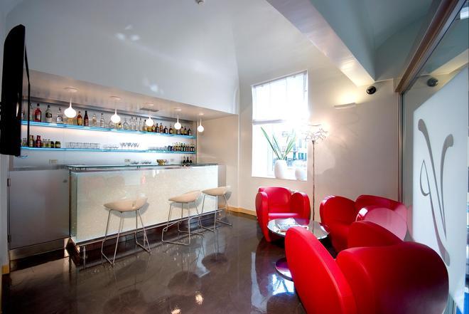 Leonardo Boutique Hotel Rome Termini - Ρώμη - Bar