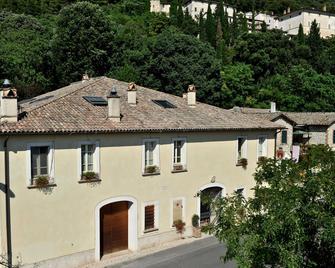 Molino Del Duca Cesi - Terni - Building