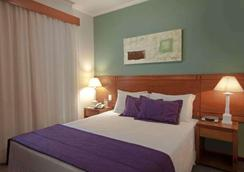 Quality Suites Vila Olimpia - São Paulo - Schlafzimmer