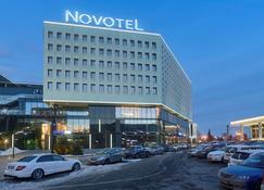 Novotel Krasnoyarsk Center - Krasnoyarsk - Building