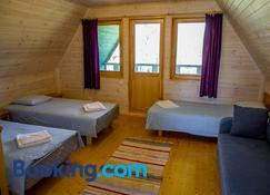 Holiday Home with Sauna - Kassari - Soverom