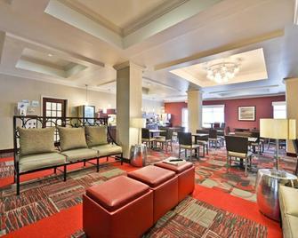 Holiday Inn Express & Suites Utica, An IHG Hotel - Utica - Restaurant