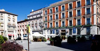 Intur Palacio San Martin - Μαδρίτη - Κτίριο