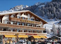 Relais Alpin - Ormont-Dessus - Building