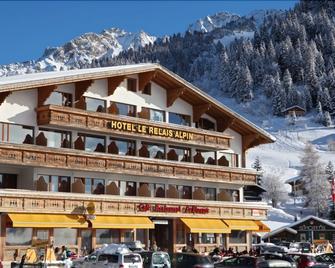 Relais Alpin - Ormont-Dessus - Gebouw