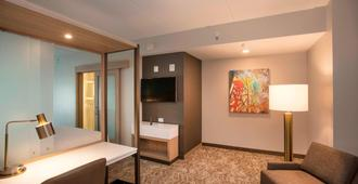 SpringHill Suites by Marriott Athens Downtown/University Area - את'נס - חדר שינה