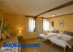 b&b Balcone del Biellese - Veglio - Bedroom
