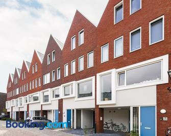 Canal House - Homestay - Alkmaar - Gebouw