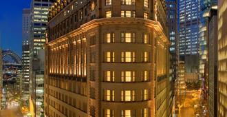 Radisson Blu Hotel Sydney - Sydney - Edifício