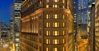 Radisson Blu Hotel Sydney - סידני - בניין