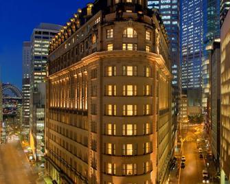 Radisson Blu Hotel Sydney - Sydney - Gebäude