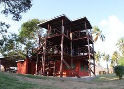 Eagle Camp Mida Creek - Watamu - Bygning