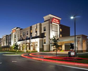 Hampton Inn & Suites Indianapolis-Airport - Indianapolis - Building