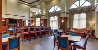 Hampton Inn & Suites Indianapolis-Airport - Indianapolis - Restaurant