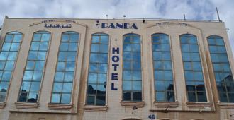 Panda Hotel Apartments - Amman - Toà nhà