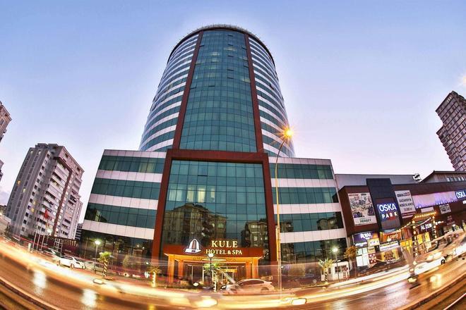 Kule Hotel & Spa - Gaziantep - Building