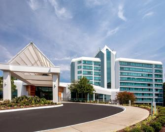 Holiday Inn Newport News - Hampton - Ньюпорт-Ньюз - Building