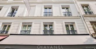 Hotel Chavanel - Paris - Toà nhà