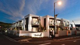 The Sails Nelson - Nelson (Nova Zelândia) - Edifício
