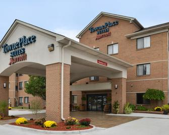 TownePlace Suites by Marriott Detroit Warren - Warren - Building