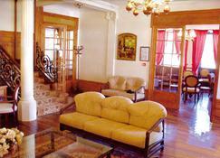 Grand Hôtel De France - Pierrefitte-Nestalas - Huiskamer