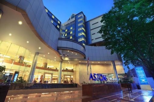三寶壟阿斯頓酒店及展覽中心 - 三寶瓏 - 三寶瓏(市) - 建築