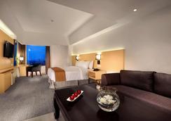 三寶壟阿斯頓酒店及展覽中心 - 三寶瓏 - 三寶瓏(市) - 臥室