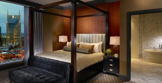 Omni Nashville Hotel - נאשוויל - חדר שינה