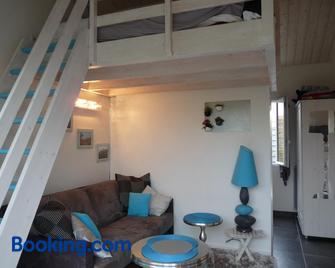 Gites de L'allerie - Olonne-sur-Mer - Huiskamer