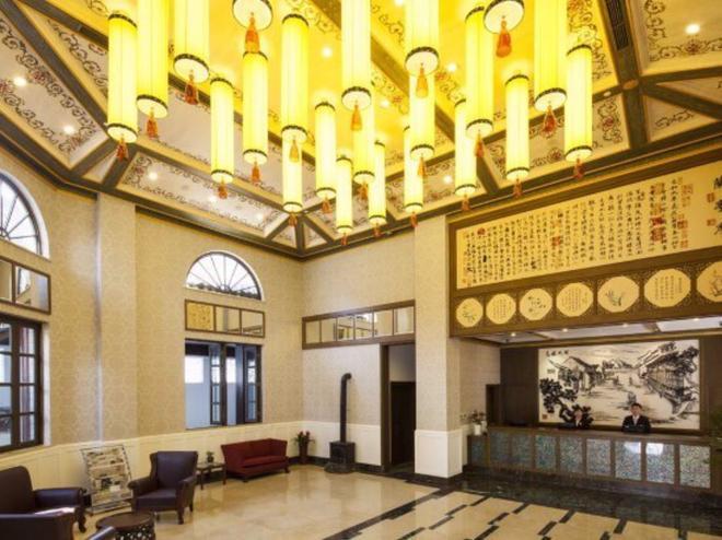 Passage d'eau - Wuzhen - Lobby