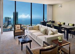 Mövenpick Hotel Colombo - Colombo - Wohnzimmer