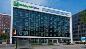 Holiday Inn Express Antwerp City - North - Antwerp - Building