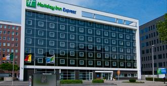 Holiday Inn Express Antwerp City - North - Antwerpen - Byggnad