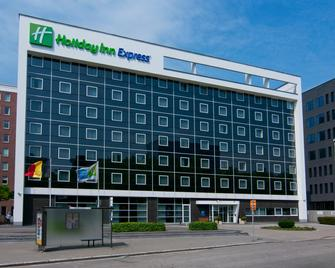 Holiday Inn Express Antwerp City - North - Anversa - Edificio