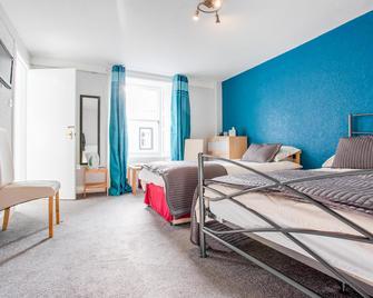 St Ronans Hotel - Innerleithen - Schlafzimmer