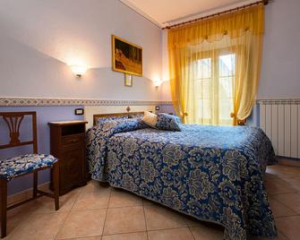 Locanda Il Tufo Rosa - Pitigliano - Bedroom