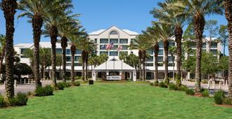 Sheraton Panama City Beach Golf & Spa Resort - Панама-Сити-Бич - Здание