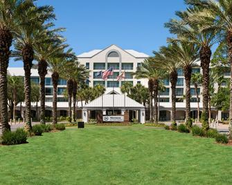 Sheraton Panama City Beach Golf & Spa Resort - Panama City Beach - Building