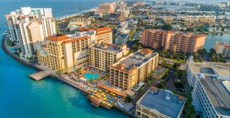 Holiday Inn Hotel & Suites Clearwater Beach, An IHG Hotel - Clearwater Beach - נוף חיצוני