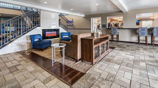 Best Western Parkside Inn - Frankfort - Lobby