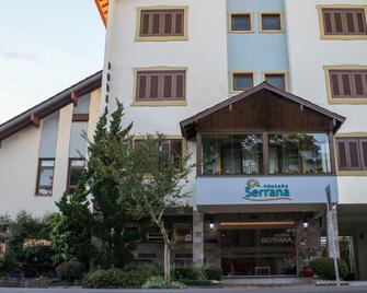 Pousada Serrana - Nova Petrópolis - Building