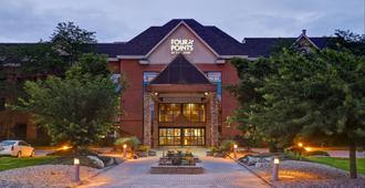 Four Points by Sheraton St Catharines Niagara Suites - Thorold - Bâtiment